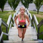 Leuchtkasten Fitness