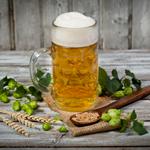 Leuchtkasten Bier