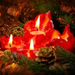 Leuchtkasten Advent