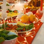 Lightbox Christmas Food