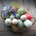 Leuchtkasten Ostern