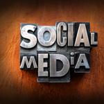 Leuchtkasten Social Media