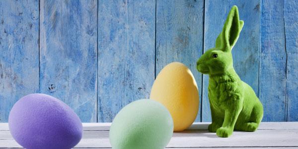 Sichern Sie sich jetzt Ihren Oster-Rabatt