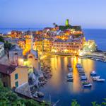 Leuchtkasten Italien