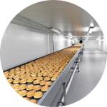 Lightbox Food production