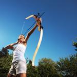 Lightbox archery