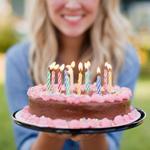 Leuchtkasten Geburtstag