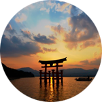 Leuchtkasten Japan