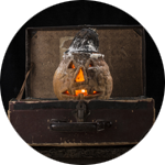 Lightbox Halloween