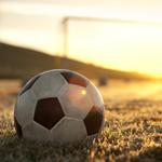 Leuchtkasten Fußball