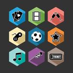 Lightbox Icons