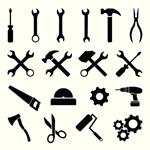 Leuchtkasten Werkzeug