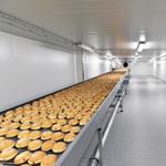 Leuchtkasten Lebensmittel-Produktion