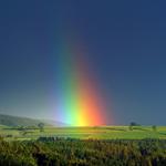 Leuchtkasten Regenbogen