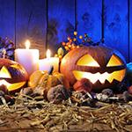Leuchtkasten Halloween