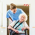 Leuchtkasten Krankenpflege